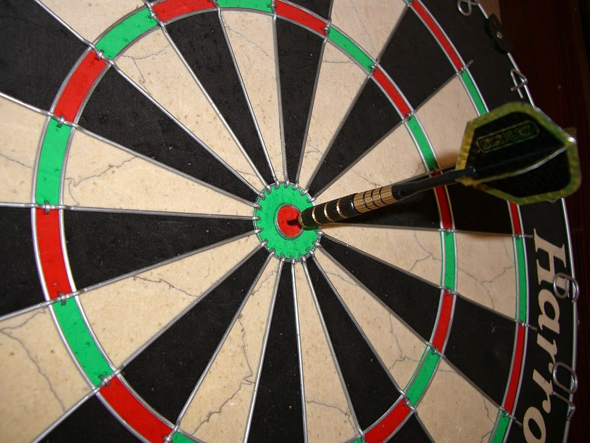 Bullseye Trick Shots