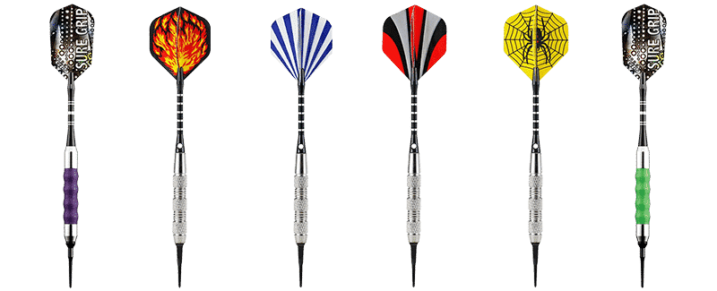 Different Dart Types