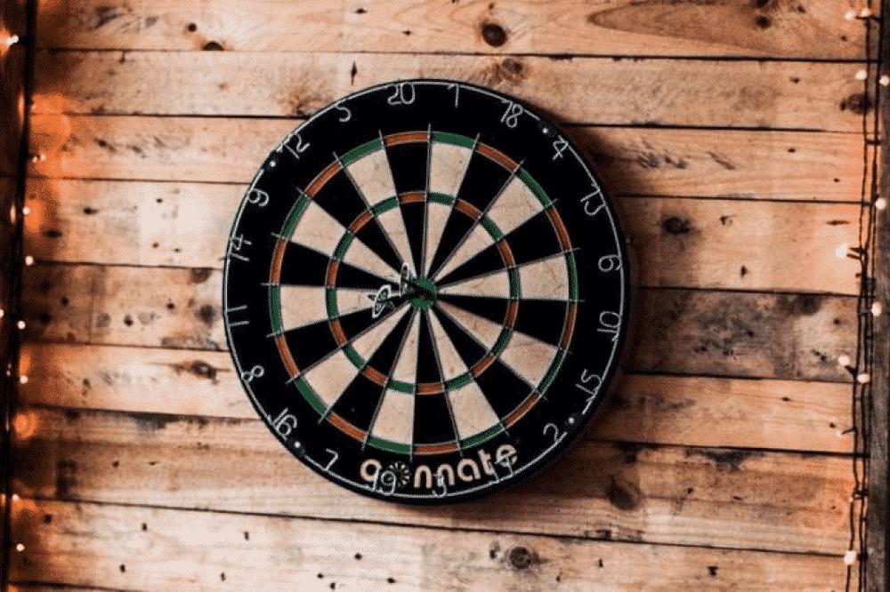 Make a dartboard